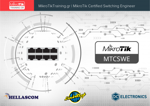 MikroTikTraining.gr | MikroTik Certified Switching Engineer